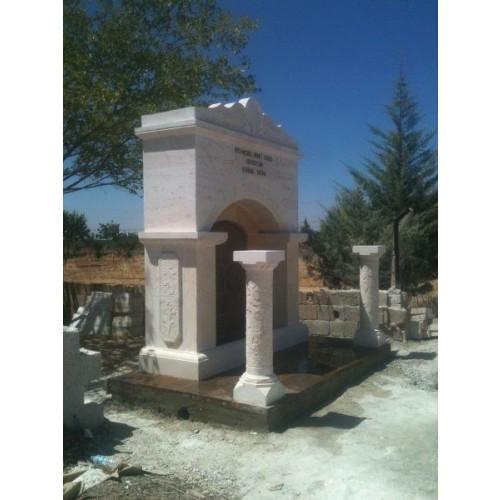 GaziantepEzogelin Köyü Mezarlığı Çeşmesi