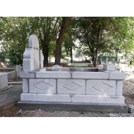 İçe Oymalı Gri mezar