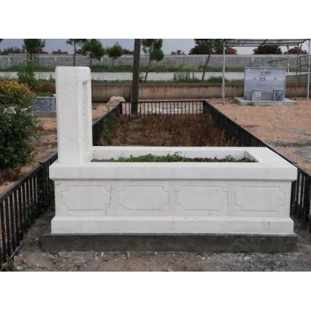 içe oymalı mezar