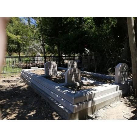 Çift Kademeli Bazalt Mezar