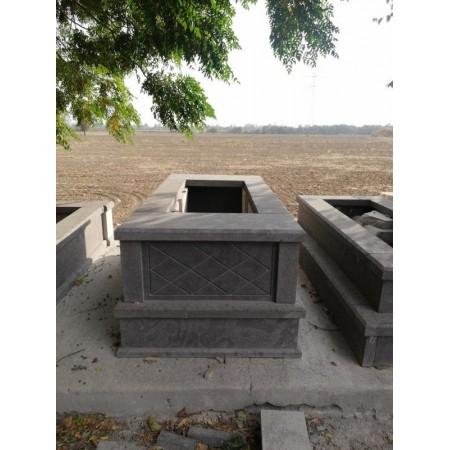 Baklavalı Bazalt Mezar Modeli Atölye