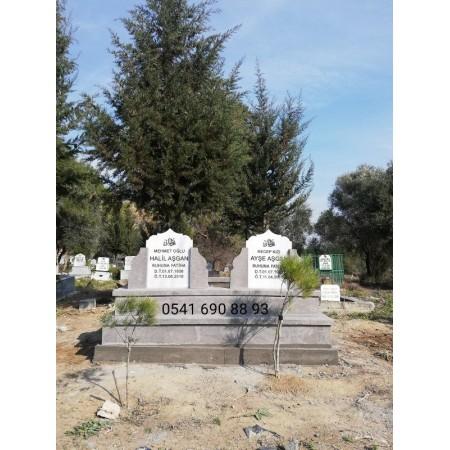 İki Kademeli Aile Mezar