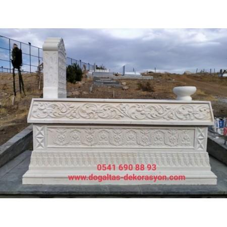mukarnaslı mezar modeli